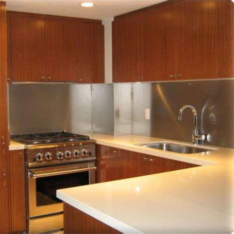 backsplash panel metal backsplash panels custom metal home
