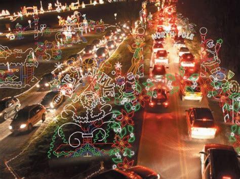 celebration of lights shines through jan 3 land o