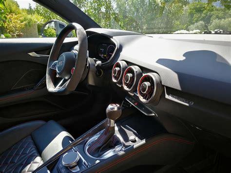 Audi Tt Interior by Audi Tt Rs Interior A Gentleman S World