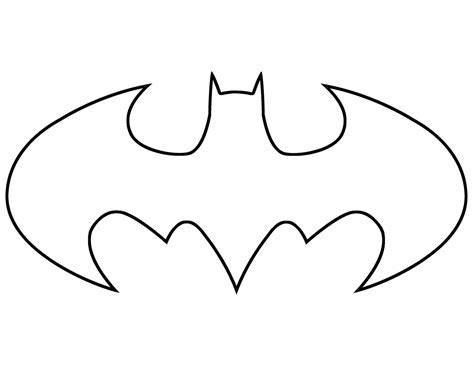 Batman Symbol Coloring Pages Batman Coloring Pages by Batman Symbol Coloring Pages