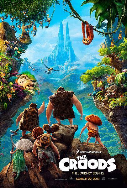 film tentang petualangan gua the croods sobekan tiket bioskop