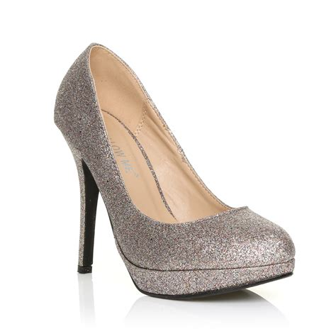 high heels for size 4 new stiletto high heels casual platfrom shoes