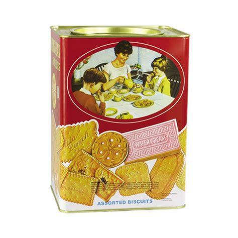 Khong Guan 1600 Gram assorted persegi biscuit exporter biscuit export