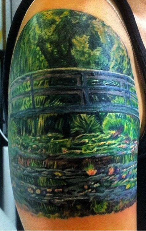 monet tattoo 25 best ideas about monet on