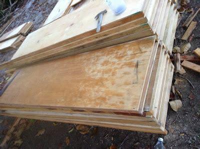 membuat ground rumah kerja membuat formwork untuk ground beam membina rumah