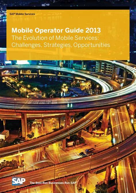 3 mobile operator mobile operator guide 2013