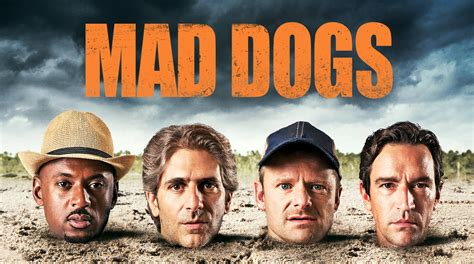 mad puppy the trailer for us adaptation of mad dogs available exclusively on prime