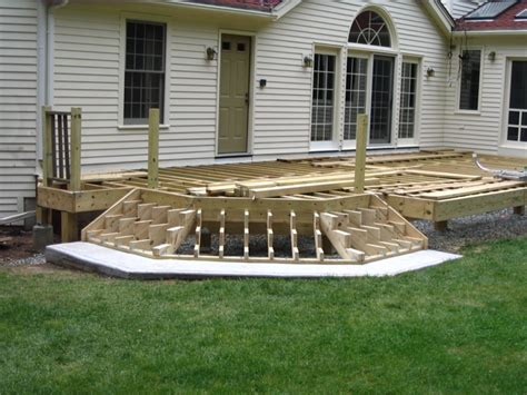 How To Build A Cascading Deck Stair Studio Design