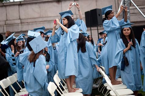 Columbia Mba Graduation by 24 Hours In Pictures News The Guardian