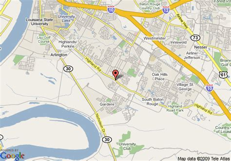 baton rouge bed and breakfast map of stockade bed and breakfast baton rouge