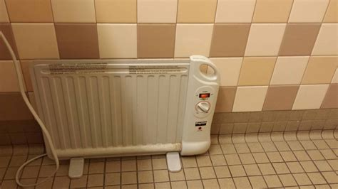 Best Bathroom Space Heater Reviews Heater Hound