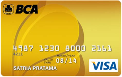 bca credit card bca gold card cms moneysmart