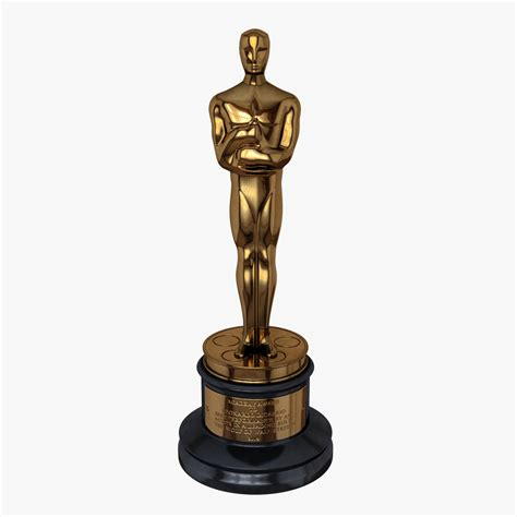 Oscar 3d Model