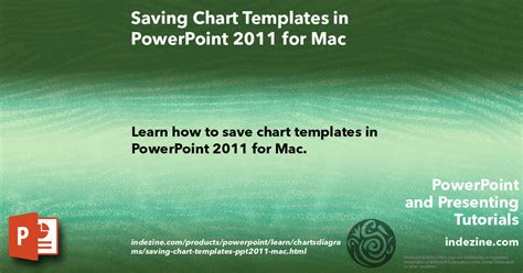 powerpoint templates for mac 2011 saving chart templates in powerpoint 2011 for mac