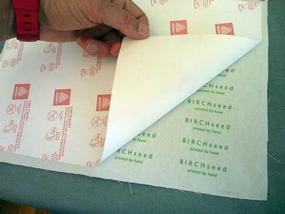 avery iron on transfer paper uk b i r c h s e e d printed by hand tutorial how to