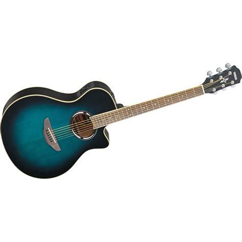 Harga Gitar Yamaha 500 jual yamaha gitar akustik elektrik apx 500ii
