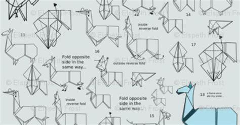 Llama Origami - click to go back llama alpacas and origami