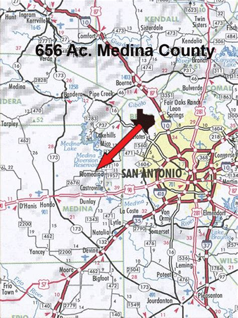 medina county texas map texas ranch for sale 656 acres ranch real estate in medina county