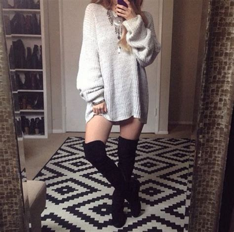 Skinny Kitchen Island shoes black boots black boots high thigh highs knee