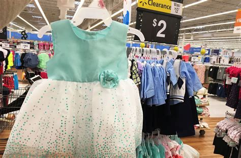clearance alert easter clothing only 2 00 at walmart