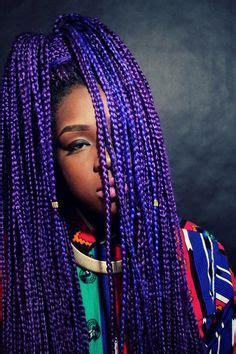 1000 ideas about purple box braids on pinterest box 1000 images about purple blue braids on pinterest