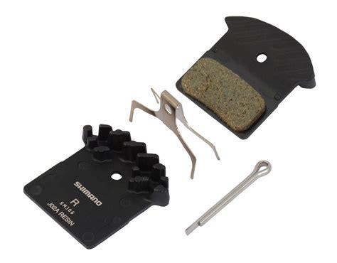 shimano j02a disc brake pads