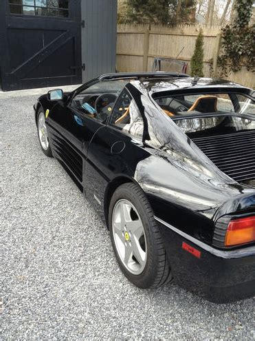Ferrari 348 Speciale For Sale by Classic Italian Cars For Sale 187 Blog Archive 187 1993