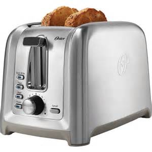 Best Value Toaster Oven Oster Designed For Life 2 Slice Toaster Stainless Steel