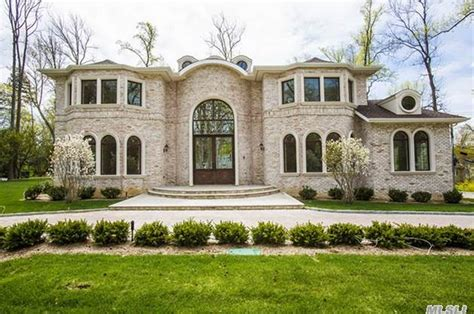great neck house 3 98 million newly built brick home in great neck ny