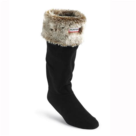welly socks grizzly cuff welly sock
