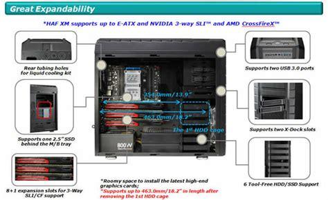 Casing Coolermaster Haf 922 Fullset Cooler Master Casing Atx Haf Xm Windo End 5 4 2018 2 59 Pm