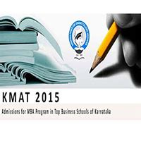 Kmat Syllabus For Mba by Kmat Entrance 2015 For Mba Admissions