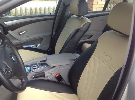 Passgenaue Schonbez Ge Auto by Sitzbez 252 Ge Bmw 5er Seat Styler De