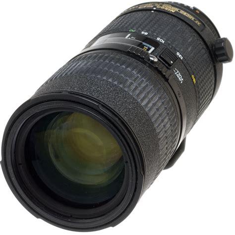 Nikon Zoom by Used Nikon Zoom Telephoto Af Zoom Micro Nikkor 70 180mm 1983 B H