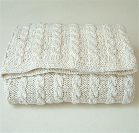 cable knit blanket pattern cable knit baby blanket patterns a knitting