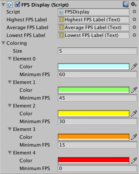 correct flowlayoutgroup in unity3d as per unity3d fps 用于测试性能 gad 腾讯游戏开发者平台