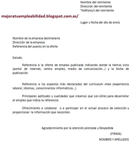carta de presentacion para un empleo como hacer una carta de presentacion para un trabajo design bild