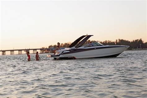 monterey boats reviews boat review monterey 298ss top notch marine