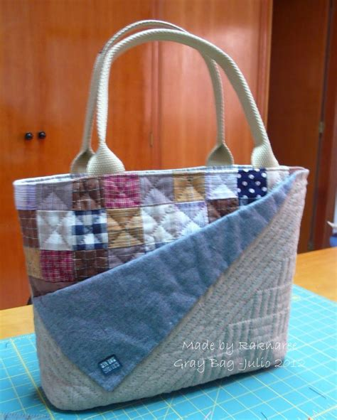 Patchwork Bags - 17 best ideas about patchwork bags on quilted