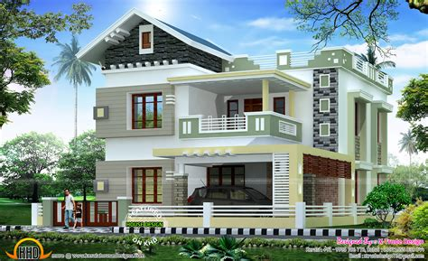 kerala home design hd 2581 sq ft house by x trude design kerala home design