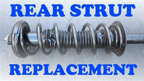 2000 honda civic front strut removal youtube honda accord rear strut replacement youtube