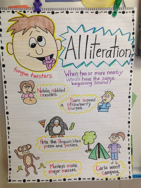 alliteration picture books 65 best literacy alliteration images on