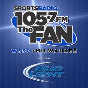 105 7 the fan milwaukee 105 7 the fan live android apps on google play