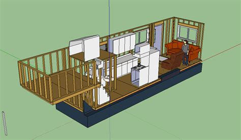 tiny home layouts the updated layout tiny house crunchy
