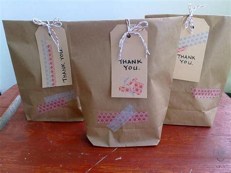 bolsa de papel un toc de lila casament bosses paper kraft boda