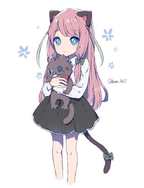 imagenes de anime neko las 25 mejores ideas sobre anime neko en pinterest