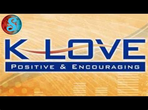 klove contemporary christian music radio station youtube - K Love Giveaway
