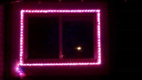 mini christmas light window test youtube