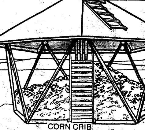 Corn Crib Plans by Build Corn Crib Plans Plans Free