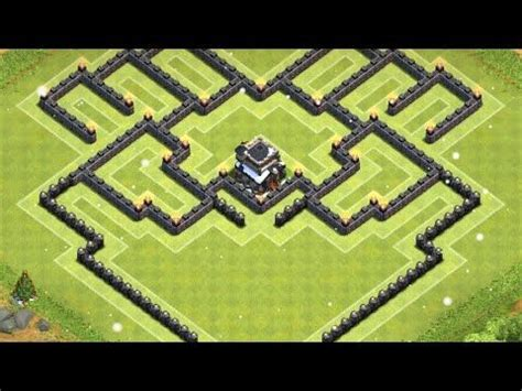 ays gaming clash of clans more clash of clans new best town 9 trophy pushing war